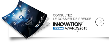 Consultez le dossier de presse Innovation Awards 2015