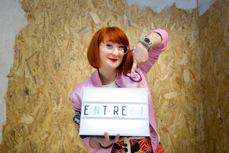 Charlotte Bourgeois : Responsable du Design et de la Communication au Decathlon AddLab (3D...), Gameuse semi-pro, marcheuse passionnée...