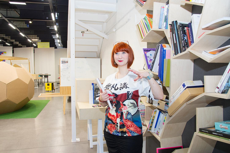 Charlotte Bourgeois : Disposer de ma liberté d'expression, exprimer ma créativité