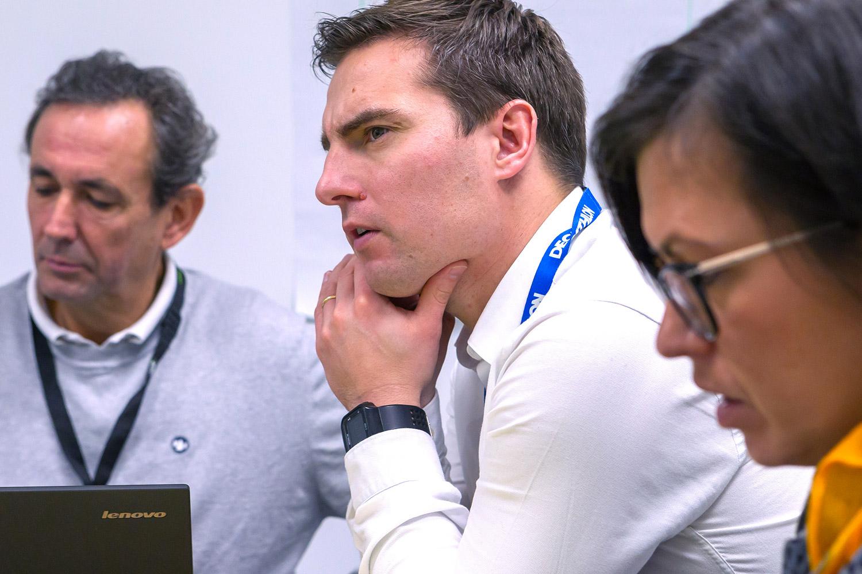 Romain Gravigny : Stagiaire, la confiance donnée m'a surpris