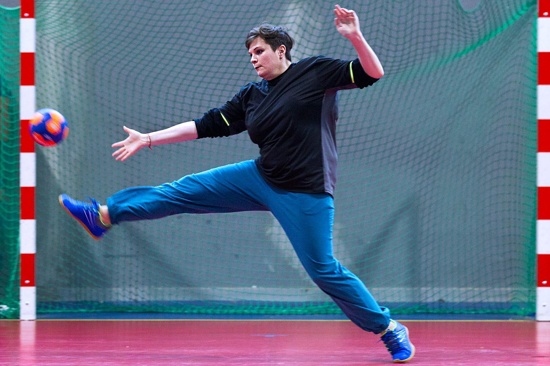 Elsa Liquet : Hand ou autre : pas une de mes journées sans un moment de sport