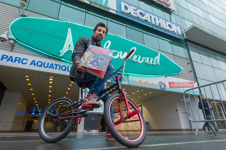 Emmanuel Massabova : Decathlon me permet de partager mon temps entre plusieurs métiers
