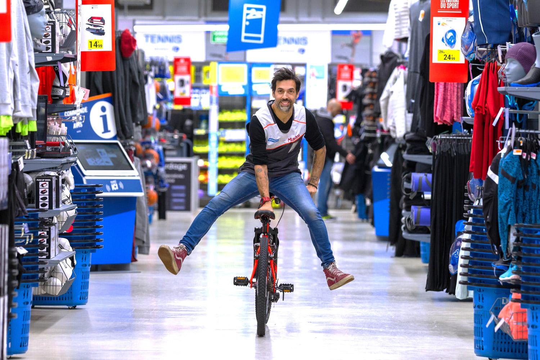 Emmanuel Massabova : En tant qu'expert, j'aimerais co-concevoir un vélo
