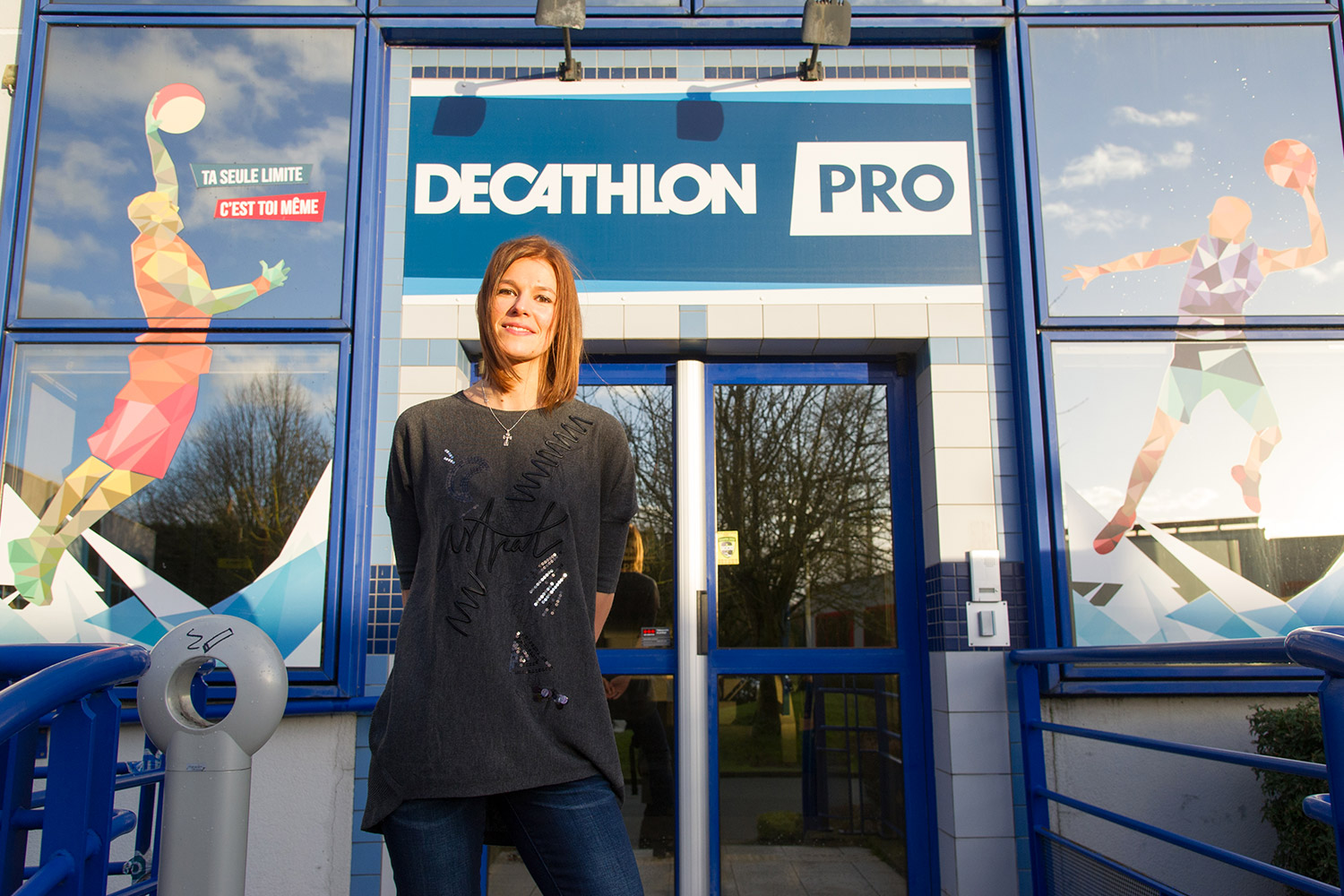 Laura Renaud : Responsable Communication de Decathlon Pro