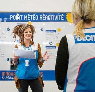 Decathlon Team Marque Employeur Diversité Equité