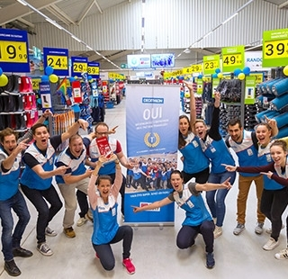 Decathlon Team Marque Employeur Great Place to Work